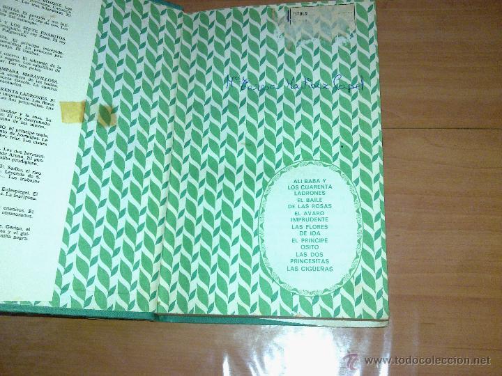 Libros de segunda mano: ALI-BABA Y LOS CUARENTA LADRONES EDITORIAL BURGUERA 1973 - Foto 3 - 45332517