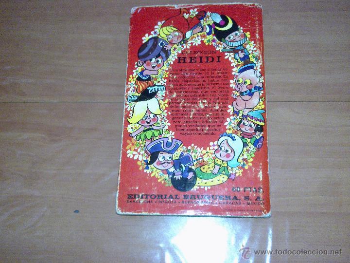 Libros de segunda mano: ALI-BABA Y LOS CUARENTA LADRONES EDITORIAL BURGUERA 1973 - Foto 5 - 45332517