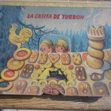 Libros de segunda mano: KUBASTA POP UP ANTIGUO AÑO 1961. LA CASITA DEL TURRON . EN CASTELLANO .( VER FOTOS ADICIONALES ).. Lote 45414744
