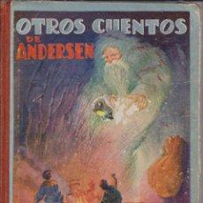 Libros de segunda mano: OTROS CUENTOS DE ANDERSENANDERSENMAUCCI1944GIMENEZ N.. Lote 45446164