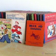 Libros de segunda mano: ALELUYAS DE ROMPETACONES. 1939. INCLUYE CUENTO INÉDITO, CORRECIONES Y DEDICATORIA DE ANTONIORROBLES.. Lote 42799560