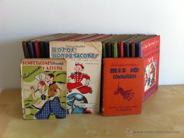 Libros de segunda mano: ALELUYAS DE ROMPETACONES. 1939. INCLUYE CUENTO INÉDITO, CORRECIONES Y DEDICATORIA DE ANTONIORROBLES. - Foto 287 - 42799560