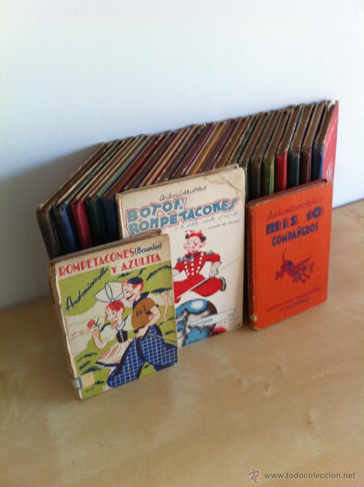 Libros de segunda mano: ALELUYAS DE ROMPETACONES. 1939. INCLUYE CUENTO INÉDITO, CORRECIONES Y DEDICATORIA DE ANTONIORROBLES. - Foto 288 - 42799560