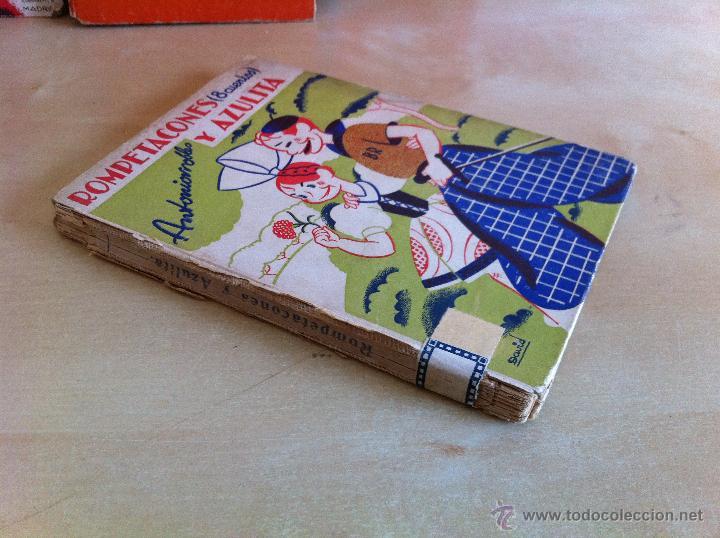 Libros de segunda mano: ALELUYAS DE ROMPETACONES. 1939. INCLUYE CUENTO INÉDITO, CORRECIONES Y DEDICATORIA DE ANTONIORROBLES. - Foto 291 - 42799560