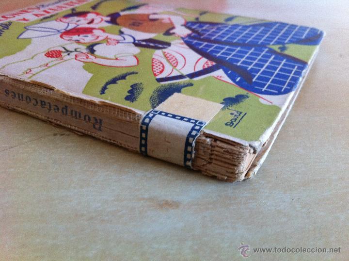 Libros de segunda mano: ALELUYAS DE ROMPETACONES. 1939. INCLUYE CUENTO INÉDITO, CORRECIONES Y DEDICATORIA DE ANTONIORROBLES. - Foto 292 - 42799560