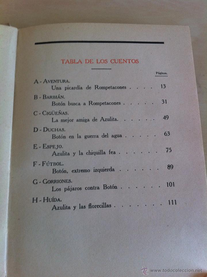 Libros de segunda mano: ALELUYAS DE ROMPETACONES. 1939. INCLUYE CUENTO INÉDITO, CORRECIONES Y DEDICATORIA DE ANTONIORROBLES. - Foto 298 - 42799560