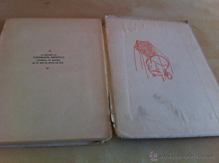 Libros de segunda mano: ALELUYAS DE ROMPETACONES. 1939. INCLUYE CUENTO INÉDITO, CORRECIONES Y DEDICATORIA DE ANTONIORROBLES. - Foto 300 - 42799560