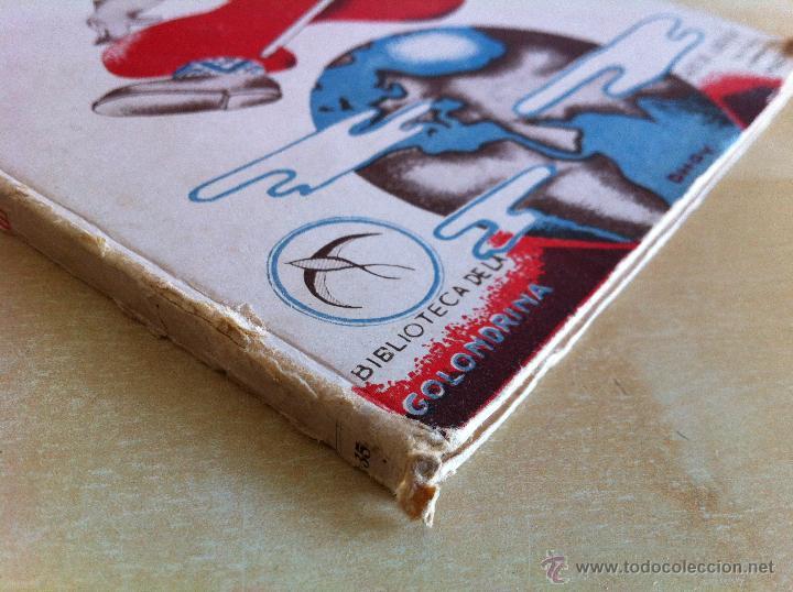 Libros de segunda mano: ALELUYAS DE ROMPETACONES. 1939. INCLUYE CUENTO INÉDITO, CORRECIONES Y DEDICATORIA DE ANTONIORROBLES. - Foto 302 - 42799560