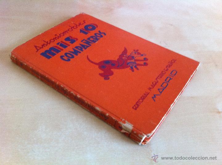 Libros de segunda mano: ALELUYAS DE ROMPETACONES. 1939. INCLUYE CUENTO INÉDITO, CORRECIONES Y DEDICATORIA DE ANTONIORROBLES. - Foto 313 - 42799560