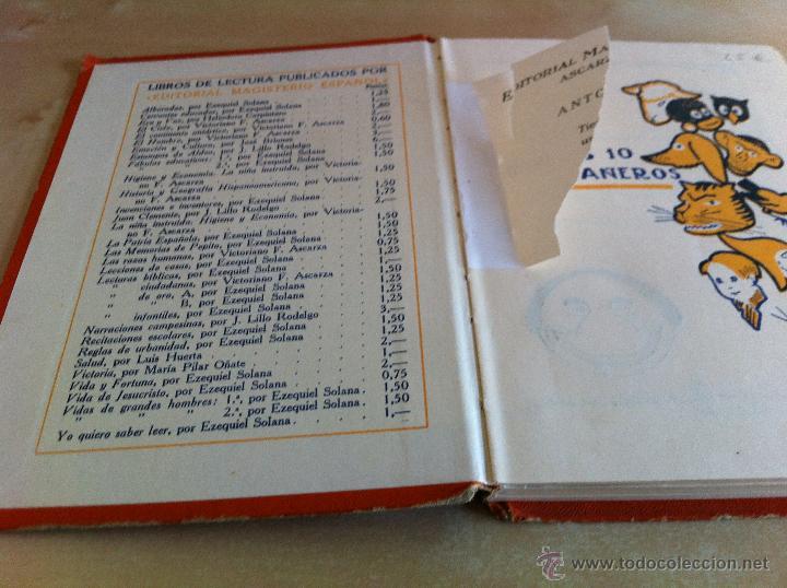 Libros de segunda mano: ALELUYAS DE ROMPETACONES. 1939. INCLUYE CUENTO INÉDITO, CORRECIONES Y DEDICATORIA DE ANTONIORROBLES. - Foto 317 - 42799560