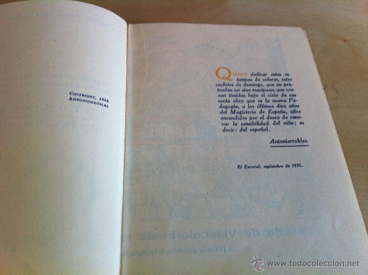 Libros de segunda mano: ALELUYAS DE ROMPETACONES. 1939. INCLUYE CUENTO INÉDITO, CORRECIONES Y DEDICATORIA DE ANTONIORROBLES. - Foto 319 - 42799560