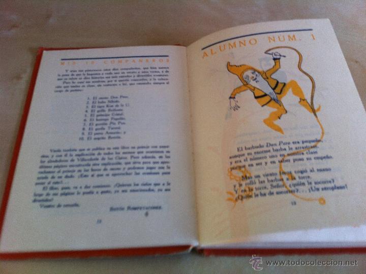 Libros de segunda mano: ALELUYAS DE ROMPETACONES. 1939. INCLUYE CUENTO INÉDITO, CORRECIONES Y DEDICATORIA DE ANTONIORROBLES. - Foto 322 - 42799560