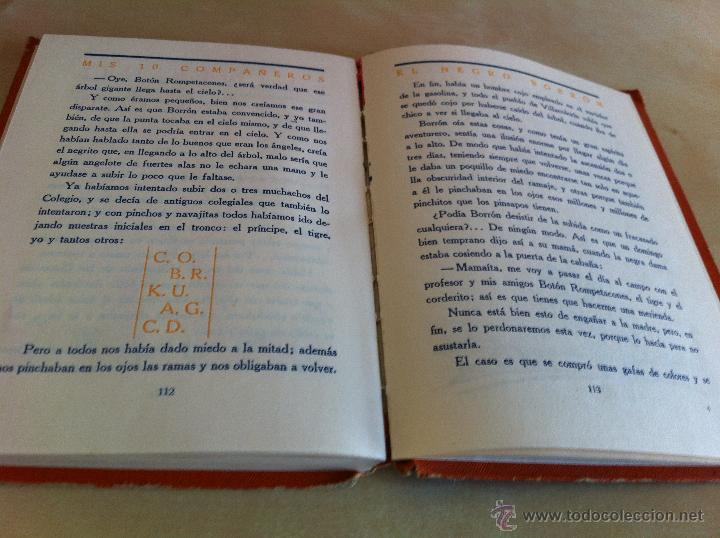 Libros de segunda mano: ALELUYAS DE ROMPETACONES. 1939. INCLUYE CUENTO INÉDITO, CORRECIONES Y DEDICATORIA DE ANTONIORROBLES. - Foto 325 - 42799560