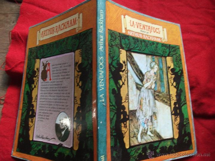 Libros de segunda mano: CUENTO LA VENTAFOCS - ILUSTRACIONES ARTHUR RACKHAM 1ª EDICION 1975 - Foto 2 - 45666846