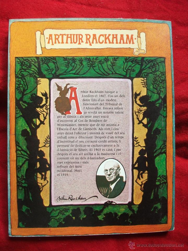 Libros de segunda mano: CUENTO LA VENTAFOCS - ILUSTRACIONES ARTHUR RACKHAM 1ª EDICION 1975 - Foto 3 - 45666846