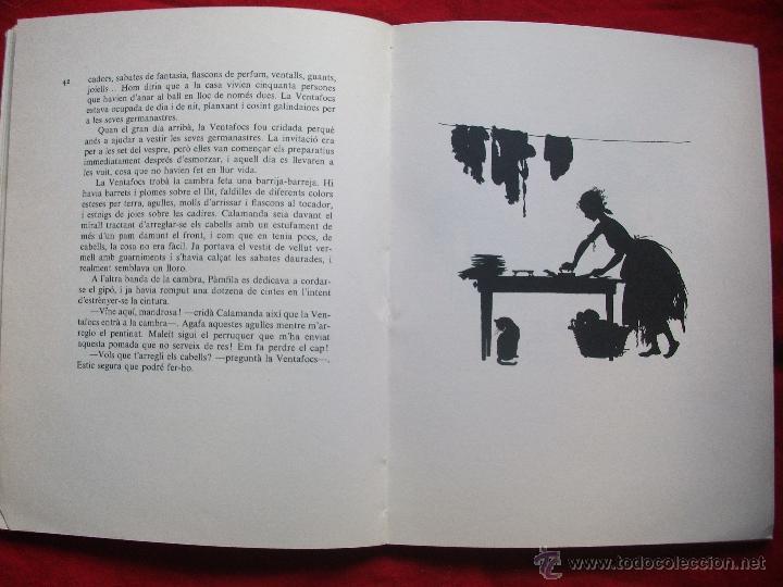 Libros de segunda mano: CUENTO LA VENTAFOCS - ILUSTRACIONES ARTHUR RACKHAM 1ª EDICION 1975 - Foto 4 - 45666846