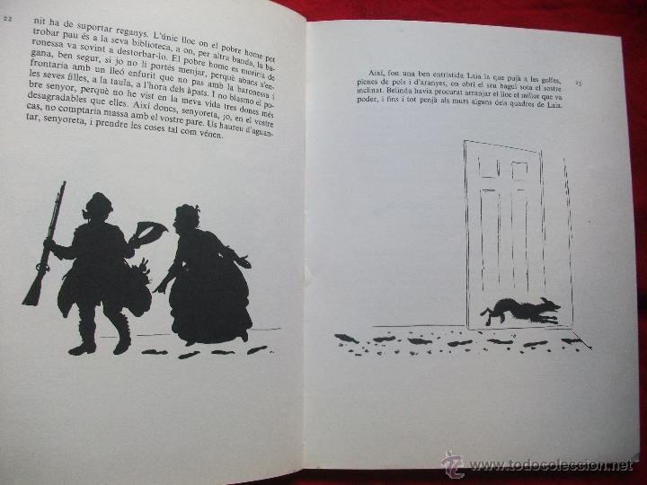 Libros de segunda mano: CUENTO LA VENTAFOCS - ILUSTRACIONES ARTHUR RACKHAM 1ª EDICION 1975 - Foto 5 - 45666846