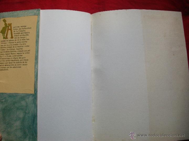 Libros de segunda mano: CUENTO LA VENTAFOCS - ILUSTRACIONES ARTHUR RACKHAM 1ª EDICION 1975 - Foto 7 - 45666846