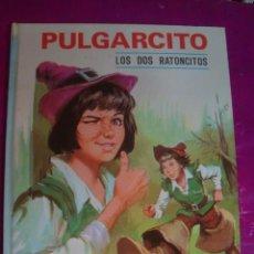Libros de segunda mano: EVA VASCO AMERICANA SERIE GRANDES CUENTOS / Nº 1 - PULGARCITO - DE LIBRERIA AÑO 1973 - SIN USAR. Lote 45711397
