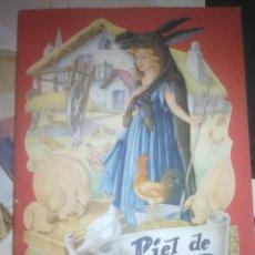 Libros de segunda mano: PIEL DE ASNO - EDITORIAL FHER - BILBAO 1960 -. Lote 45728735