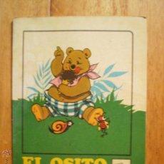 Libros de segunda mano: CUENTO. EL OSITO GLOTON. TORAY 1970. Lote 45750941