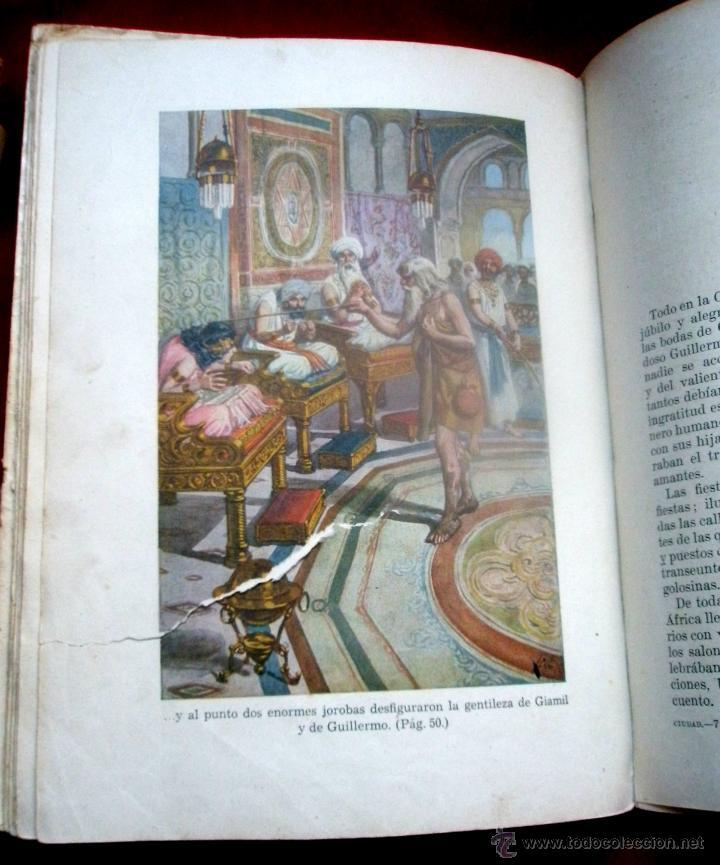 Libros de segunda mano: Libro La ciudad del oro. La hazaña de Miguelín. Federico Trujillo. Ed.Ramón Sopena . Barcelona 1940 - Foto 5 - 45754891