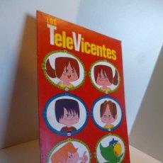 Libros de segunda mano: LOS TELEVICENTES LAU EDICIONES FHER 1975. Lote 45873491