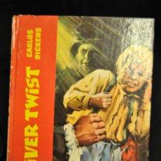 Libros de segunda mano: CUENTO OLIVER TWIST DE 1964. Lote 46193417