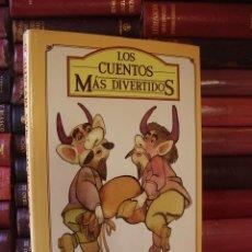 Libros de segunda mano: LOS CUENTOS MAS DIVERTIDOS . AUTOR : TICHY, JAROSLAV . Lote 46351152