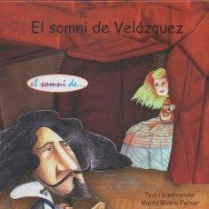 El somni de Velazquez. Marta Rivera Ferner. Brosquil, 2008 [CATALÁN]