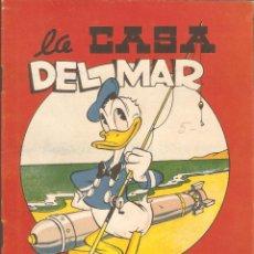 Libros de segunda mano: LA CASA DEL MAR - CUENTOS WALT DISNEY - SERIE AZUL VOL.1 - EDT. ROMA. Lote 46446053