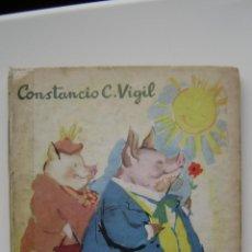 Libros de segunda mano: LOS CHANCHIN I CONSTANCIO C. VIGIL. Lote 46482842