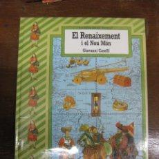 Libri di seconda mano: EL RENAIXEMENT I EL NOU MON. GIOVANNI CASELLI. BARCANOVA.. Lote 46563352