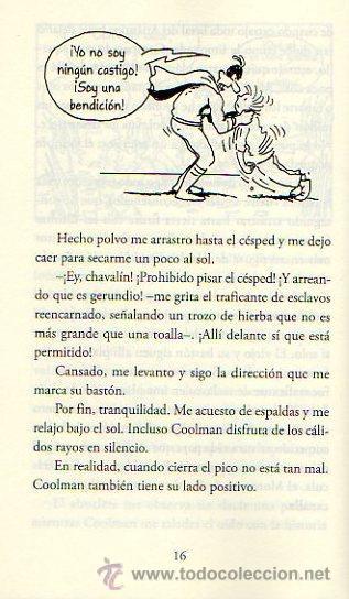 Libros de segunda mano: COOLMAN Y YO 1 - RÜDIGER BERTRAM. DIBUJOS DE HERIBERT SCHULMEYER. ED. ALGAR, 2011. - Foto 3 - 46604499