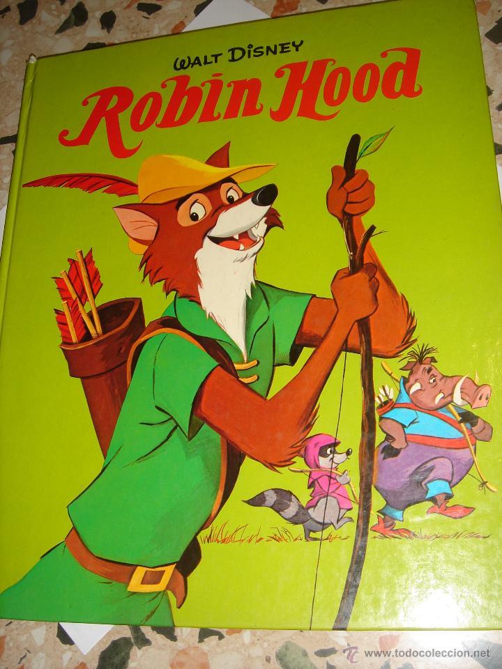 Robin Hood Walt Disney Comic Buy Books Of Fairy Tales At