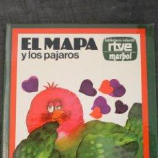 Libros de segunda mano: CUENTO DE: EL MAPA Y LOS PAJAROS DE BIBLIOTECA INFANTIL RTVE-MARPOL, CUENTOS DE HOY. Lote 46824791