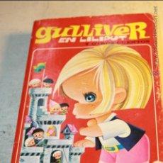 Libros de segunda mano: GULLIVER EN LILIPUT Y OTROS CUENTOS BRUGERA 5º EDICION 1973. Lote 46902693