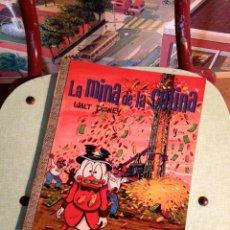 Libros de segunda mano: LA MINA DE LA COLINA. WALT DISNEY 1971. COLECCIÓN DUMBO Nº 75. Lote 47325506