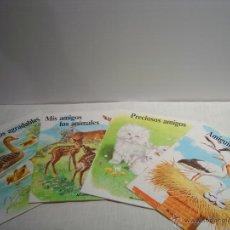 Libros de segunda mano: COLECCIÓN PRECIOSOS AMIGOS HEMMA 1987 - LOTE CUATRO TITULOS. Lote 47384540