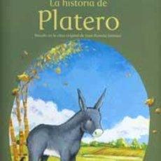 Libros de segunda mano: LA HISTORIA DE PLATERO - BORREGO, ESTRELLA. Lote 47451396