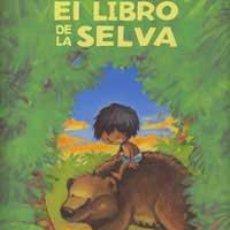 Libros de segunda mano: EL LIBRO DE LA SELVA - KIPLING, RUDYARD Y GARCIA LLORCA, ANTONI. Lote 47451425