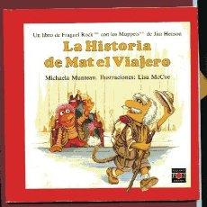 Libros de segunda mano: LA HISTORIA DE MATT EL VIAJERO LIBRO FRAGUEL ROCK ILUSTRACIONES LISA MCCUE . Lote 96057911