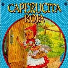 Libros de segunda mano: CAPERUCITA ROJA. COLECCIÓN MINI CLÁSICOS 2. EDICIONES SALDAÑA. Lote 47466652