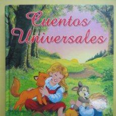 Libros de segunda mano: CUENTOS UNIVERSALES.. Lote 47663670