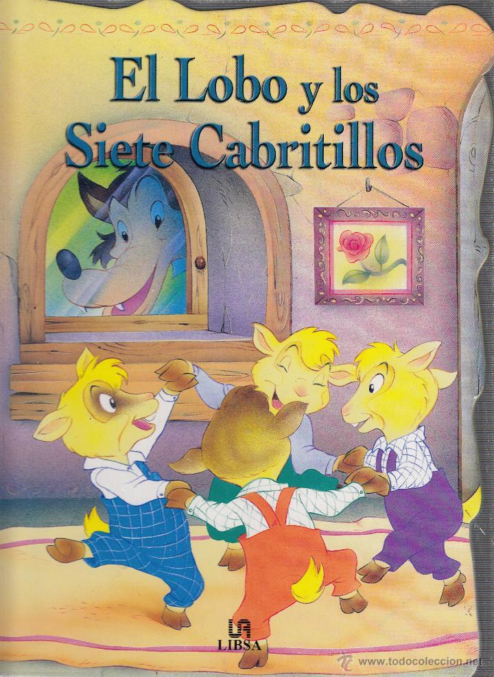 Lobo siete cabritillos libsa comprar libros de cuentos en todocoleccion 47739061 - Libreria segunda mano online ...