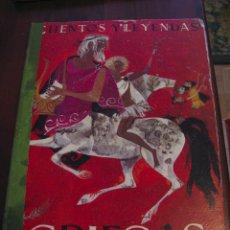 Livros em segunda mão: CUENTOS Y LEYENDAS GRIEGAS. Lote 47834181