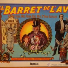 Libros de segunda mano: EL BARRET DE L'AVI - FRANCESC BOFILL & PERE VIRGILI. ED / HYMSA - 1981. BUENA CALIDAD.. Lote 26945266