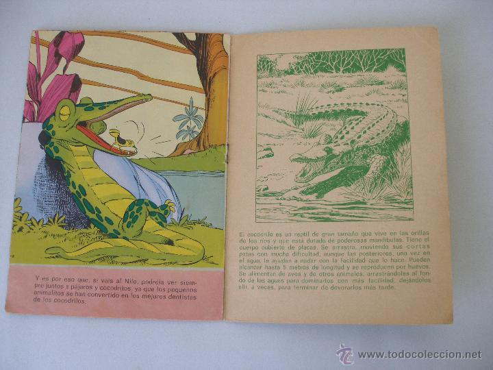 Libros de segunda mano: Cuentos Infantiles Felix el Amigo de los Animales Nº 2 , Bruguera 1970 - Foto 3 - 48217892