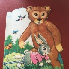 Libros de segunda mano - Conejin orejas, antiguo cuento Toray Zoo n.1, Ilustra Ayne, Guion May. Ediciones Toray - 48862184