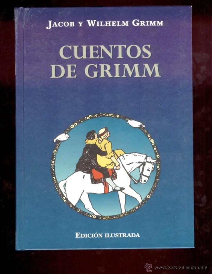 Libros de segunda mano: CUENTOS DE GRIMM. JACOB Y WILHELM GRIMM. 3ª EDIC. 2001. ILUSTRADA. - Foto 2 - 111038330